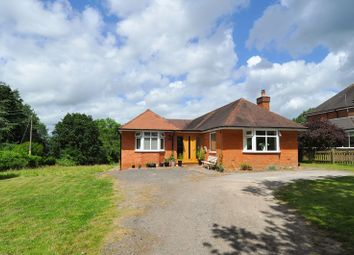 Thumbnail 4 bed detached bungalow for sale in Dagtail Lane, Astwood Bank, Redditch