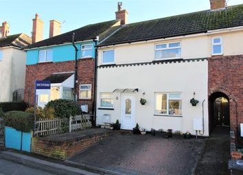 Thumbnail 3 bed terraced house for sale in Tyson Road, Folkestone, Kent