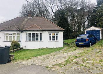 Thumbnail 2 bedroom bungalow to rent in Ninehams Close, Caterham
