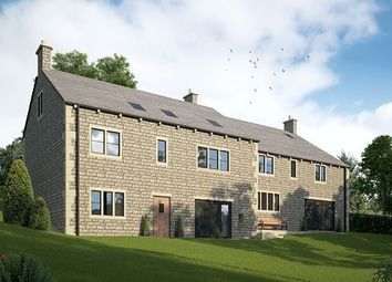 Thumbnail 4 bed semi-detached house for sale in Storth Brook Court, Simmondley Village, Glossop