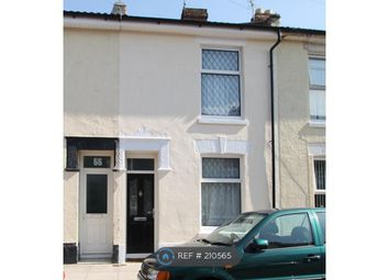 Thumbnail 2 bedroom terraced house to rent in Methuen Rd, Portsmouth