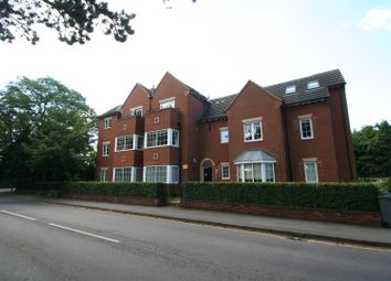 Thumbnail 2 bed flat to rent in Fowgay Hall, Dingle Lane, Solihull
