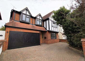 Thumbnail 4 bed detached house for sale in Leslie Road, Rayleigh