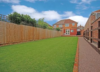 Thumbnail 3 bed semi-detached house for sale in Birchtree Avenue, Birstall, Leicester, Leicestershire