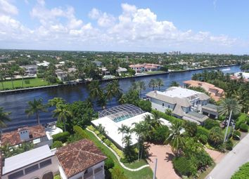 Thumbnail 4 bed property for sale in 1801 Spanish River Road, Boca Raton, Fl, 33432