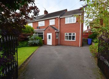 Thumbnail 4 bed mews house for sale in Malcolm Close, Baddeley Green, Stoke-On-Trent