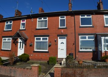Thumbnail 1 bed terraced house to rent in Hollins Avenue, Oldham