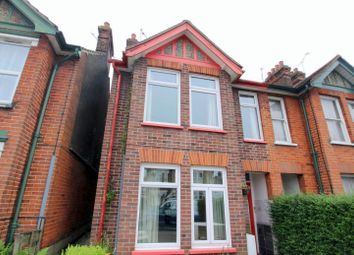 Thumbnail 3 bed town house to rent in Nacton Road, Ipswich
