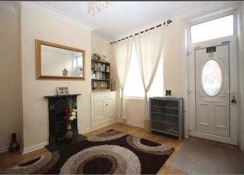 Thumbnail 2 bed terraced house to rent in Chartley Road, Leicester