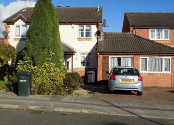 Thumbnail 2 bed semi-detached house for sale in Lawrence Avenue, Colwick, Nottingham