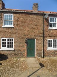 Thumbnail 2 bed cottage to rent in Brewery Terrace, Stokesley, Middlesbrough