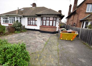 Thumbnail 2 bed bungalow to rent in Blenheim Chase, Leigh-On-Sea
