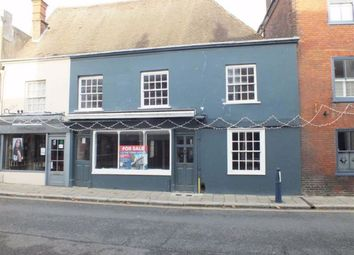 Thumbnail 2 bed flat for sale in Dental Street, Hythe, Kent