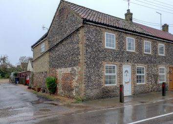 Thumbnail 3 bed cottage for sale in Bell Street, Feltwell, Thetford