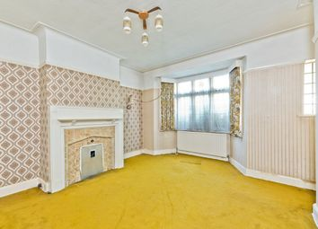 Thumbnail 3 bed semi-detached house for sale in Raeburn Avenue, Berrylands, Surbiton