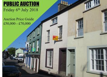 Thumbnail Terraced house for sale in 5 High Street, Fishguard, Pembrokeshire