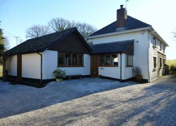 Thumbnail 5 bed detached house for sale in Inwardleigh, Okehampton