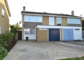 Thumbnail 4 bed semi-detached house for sale in Exeter Close, Great Horkesley, Colchester, Essex