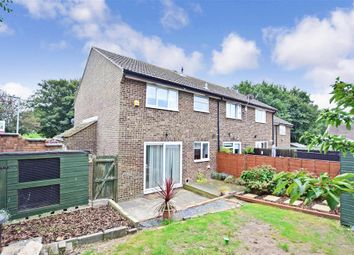 Thumbnail 1 bed semi-detached house for sale in Tollgate, Peacehaven, East Sussex