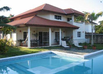 Thumbnail 3 bed villa for sale in 3315 Ocean One Plaza Calle Principal, Cabarete 57000, Dominican Republic