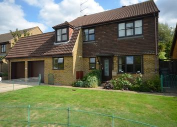 Thumbnail 4 bed detached house to rent in Heron Close, Lower Halstow, Sittingbourne