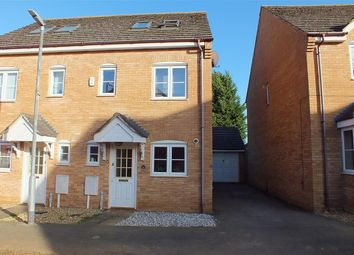 3 bed link-detached house for sale in Watson Close, Corby NN17