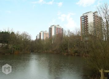 Thumbnail 1 bedroom flat for sale in Lakeside Rise, Manchester, Greater Manchester