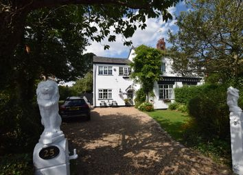 Thumbnail 4 bed semi-detached house for sale in Acre Lane, Cheadle Hulme/Bramhall Border.
