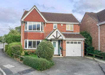 Thumbnail 4 bed detached house for sale in New Road, Stoke Gifford, Bristol