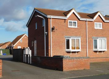 Thumbnail 2 bed semi-detached house for sale in Church Lane, Winthorpe, Skegness