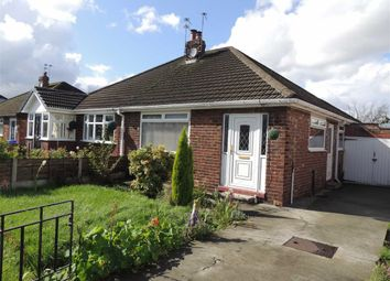 Thumbnail 2 bed semi-detached bungalow to rent in Sherwood Road, Denton, Manchester