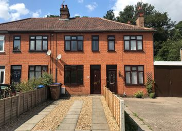 Thumbnail 2 bed terraced house for sale in Tuddenham Avenue, Ipswich