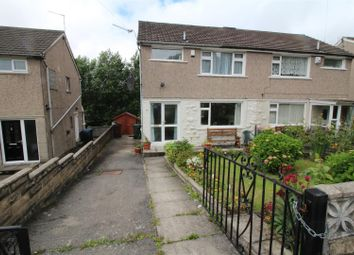 Thumbnail 3 bedroom semi-detached house to rent in Kingsley Avenue, Bradford