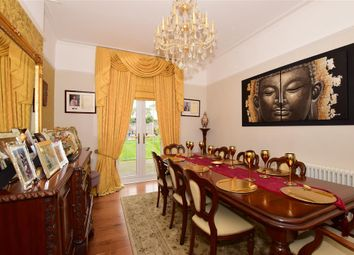 Thumbnail 4 bed detached house for sale in Charlotte Road, Wallington, Surrey