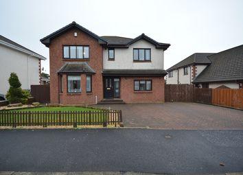 Thumbnail 4 bedroom property for sale in Towerhill Avenue, Kilmaurs, Kilmarnock