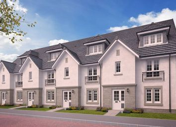 "Thumbnail 4 bed town house for sale in ""The Cameron"" at Wilkieston Road, Ratho, Newbridge"