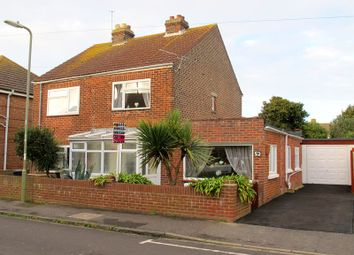 Thumbnail 3 bed semi-detached house for sale in Gosport Road, Lee-On-The-Solent
