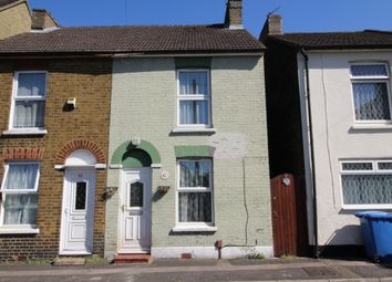 Thumbnail 2 bedroom terraced house for sale in William Street, Sittingbourne