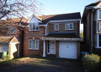 Thumbnail 4 bedroom detached house for sale in Suffolk Drive, Whiteley, Fareham