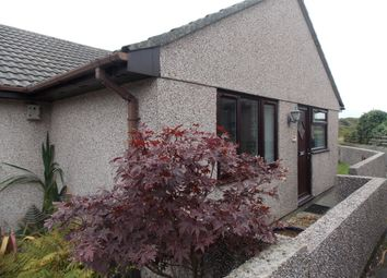 Thumbnail 2 bed semi-detached bungalow to rent in Carbis Bay Holiday Village, Carbis Bay, St Ives