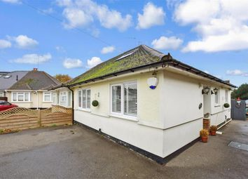 Thumbnail 3 bed semi-detached bungalow for sale in Catherine Close, Pilgrims Hatch, Brentwood, Essex
