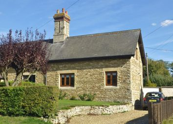 Thumbnail 2 bed cottage for sale in Glebe Road, North Luffenham, Oakham