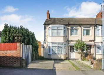 Thumbnail 3 bed end terrace house for sale in Runley Road, Luton