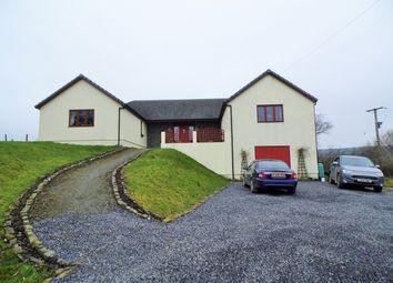 Thumbnail 5 bed detached house for sale in Felingwm, Carmarthen