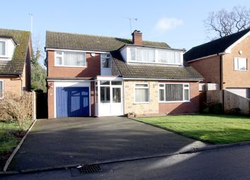 4 bed detached house for sale in Meeting House Lane, Balsall Common, Coventry CV7