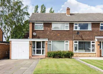 Thumbnail 3 bed semi-detached house for sale in Cameron Road, Walsall