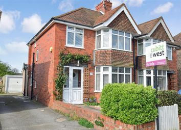 Thumbnail 4 bed semi-detached house for sale in Phoenix Way, Southwick, West Sussex