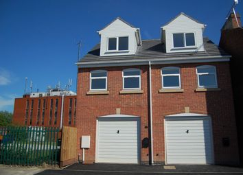 Thumbnail 1 bed semi-detached house to rent in Russell Street, Derby
