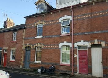 Thumbnail 3 bed terraced house to rent in Canonmoor Street, Hereford