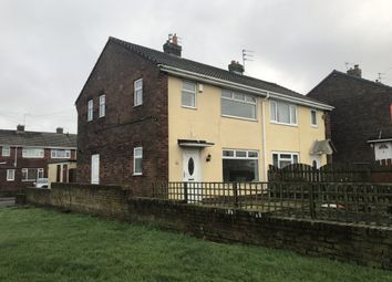 Thumbnail 3 bed semi-detached house to rent in Terrier Close, Bedlington